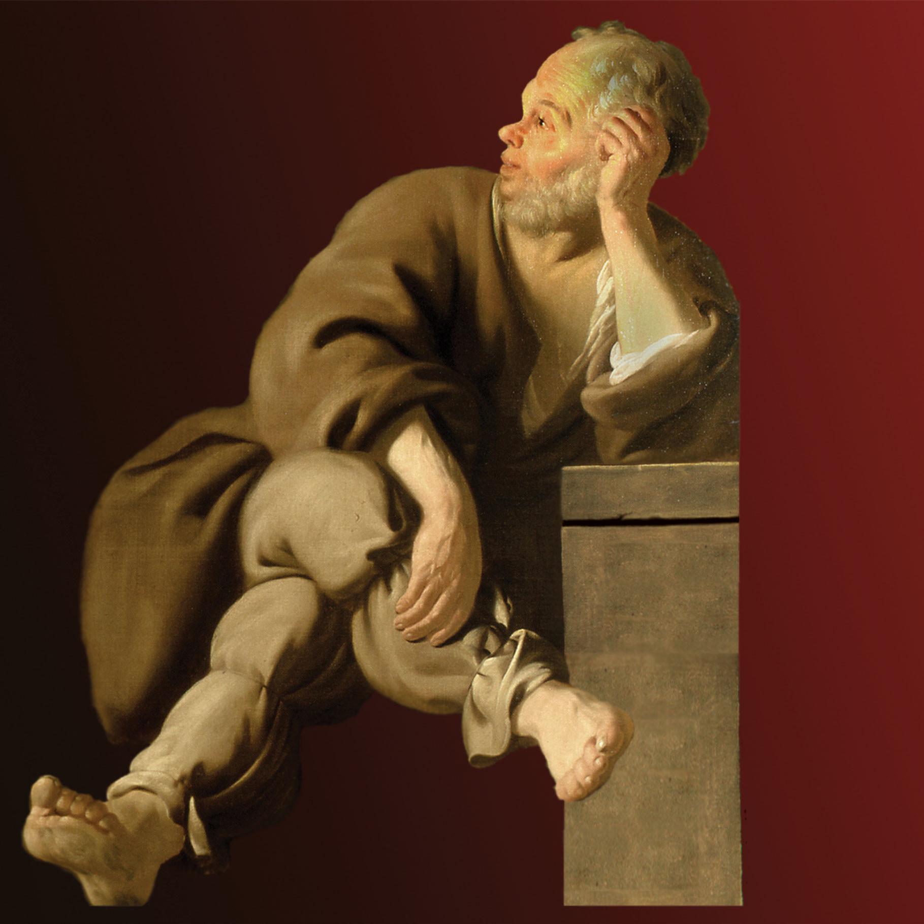 Die Geduld des Sokrates